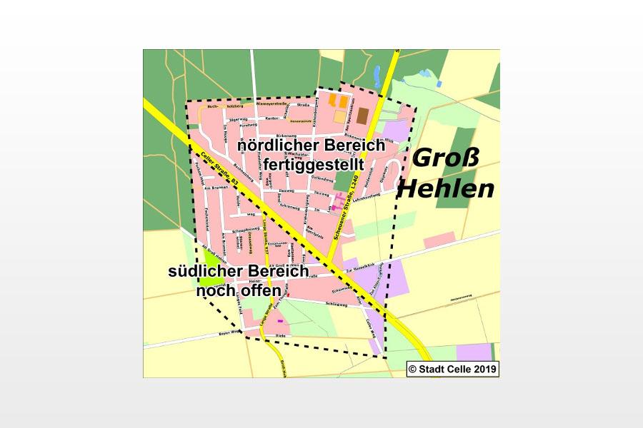 Kanalreinigung und -inspektion in Groß Hehlen – Auch Hausanschlüsse werden erfasst