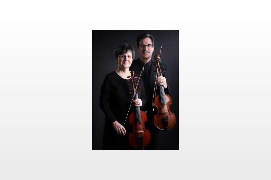 """Konzert des """"Duo Aliquot"""""""