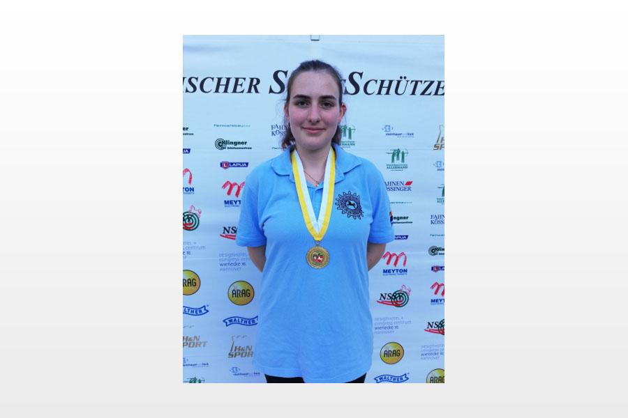 Landesverbandsmeisterschaften der Sportschützen – 7 Medaillen für Schützen des Schützencorps Neuenhäusen