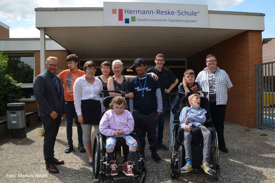 Lobetaler Hermann-Reske-Schule verabschiedet Schüler
