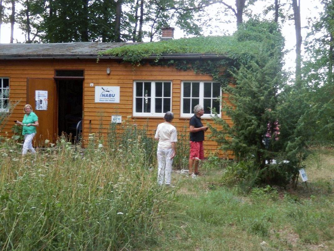 """NABU Sommertreffen im """"Haus der Natur"""" in Oldendorf"""