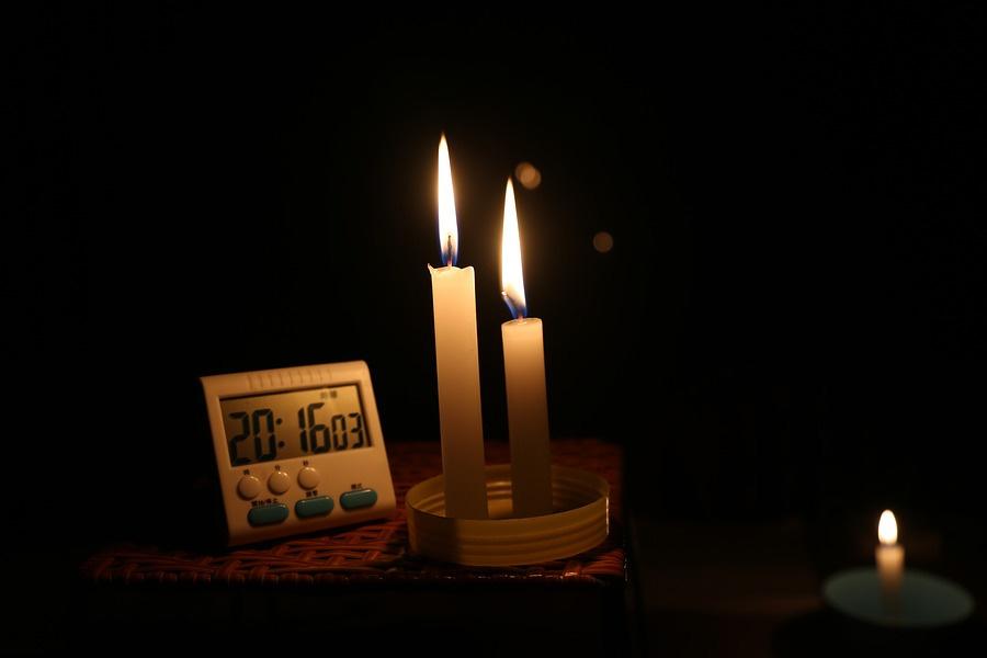 Am letzten Samstag kein Strom in Westercelle