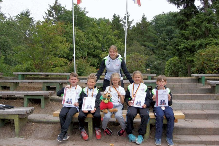 Tennis-Team Südheide unter Top-Ten Niedersachsens