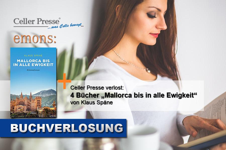 """Buchverlosung """"Mallorca bis in alle Ewigkeit"""""""