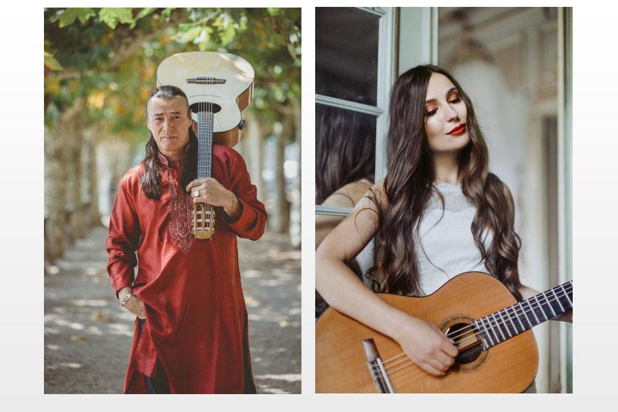 """Virtuose Saiten-Show – 4. """"Nacht der Gitarren"""" am  6. Oktober in der CD-Kaserne"""