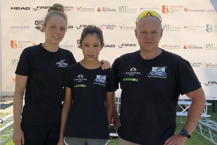 Zwei Top Ten-Platzierungen für SV Nienhagen bei Deutschen Meisterschaften im Freiwasser