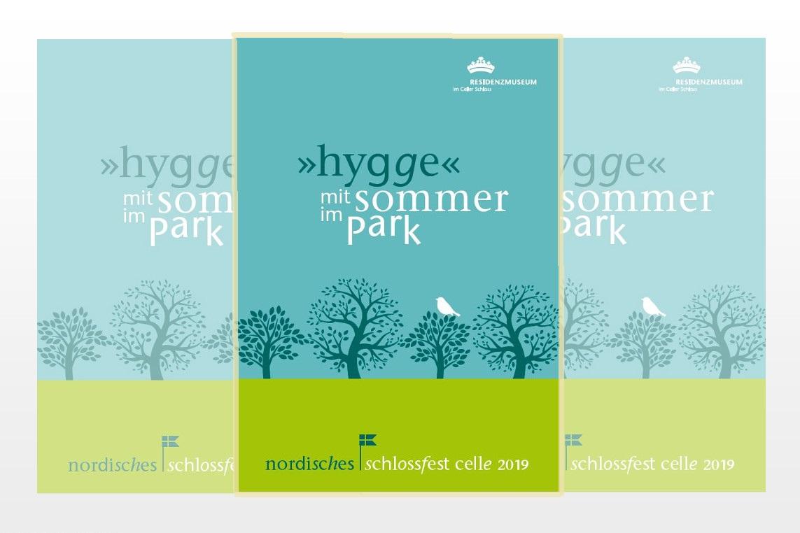"""""""Hygge! MitSOMMER im Park – Nordisches Schlossfest"""" am 10. und 11. August 2019"""