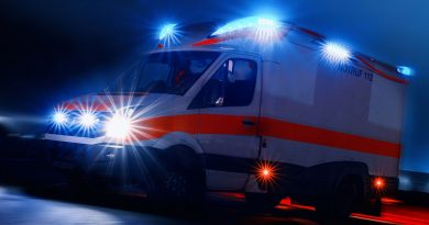 Schwerer Verkehrsunfall in Ovelgönne