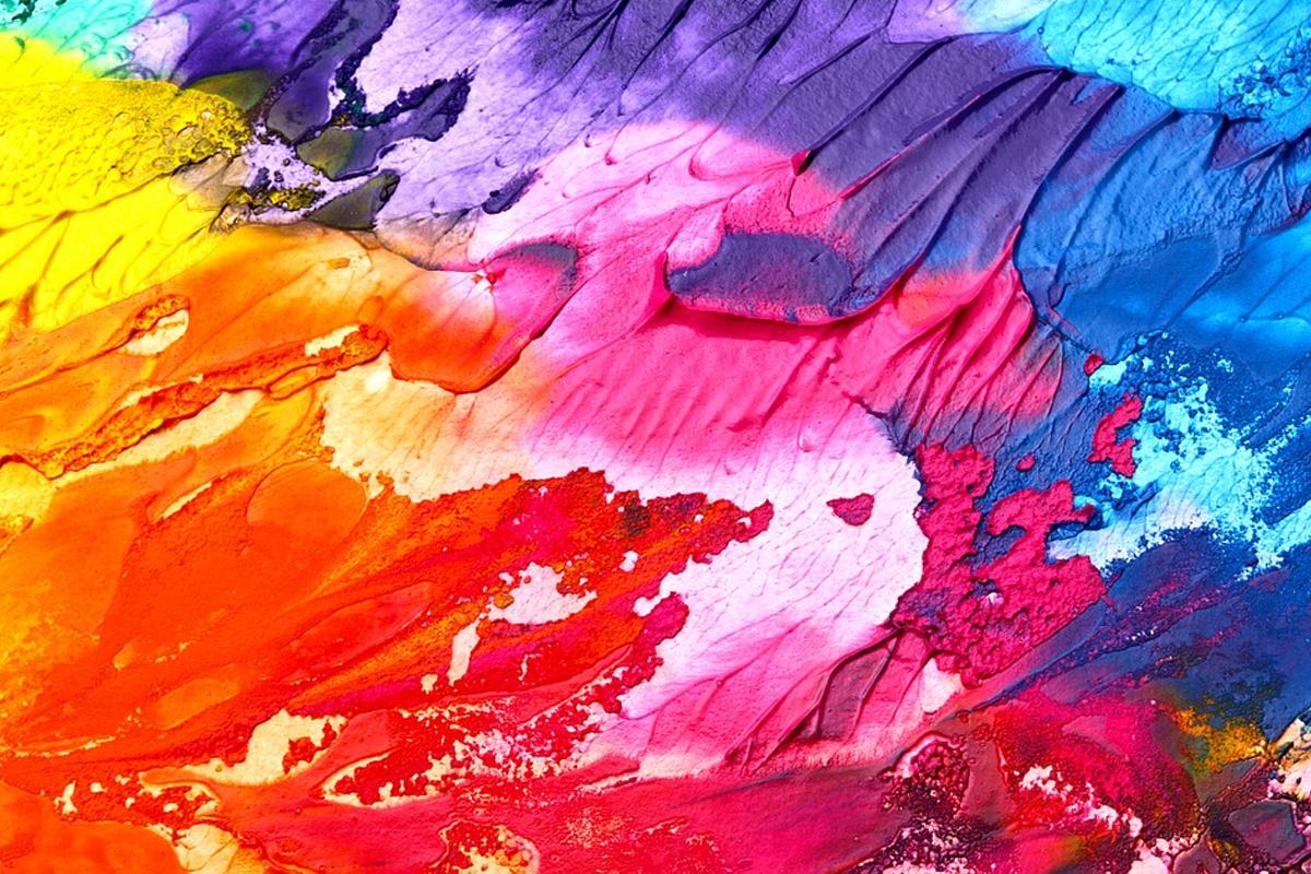 Kreativ mit Gefühl – Der etwas andere Malkurs