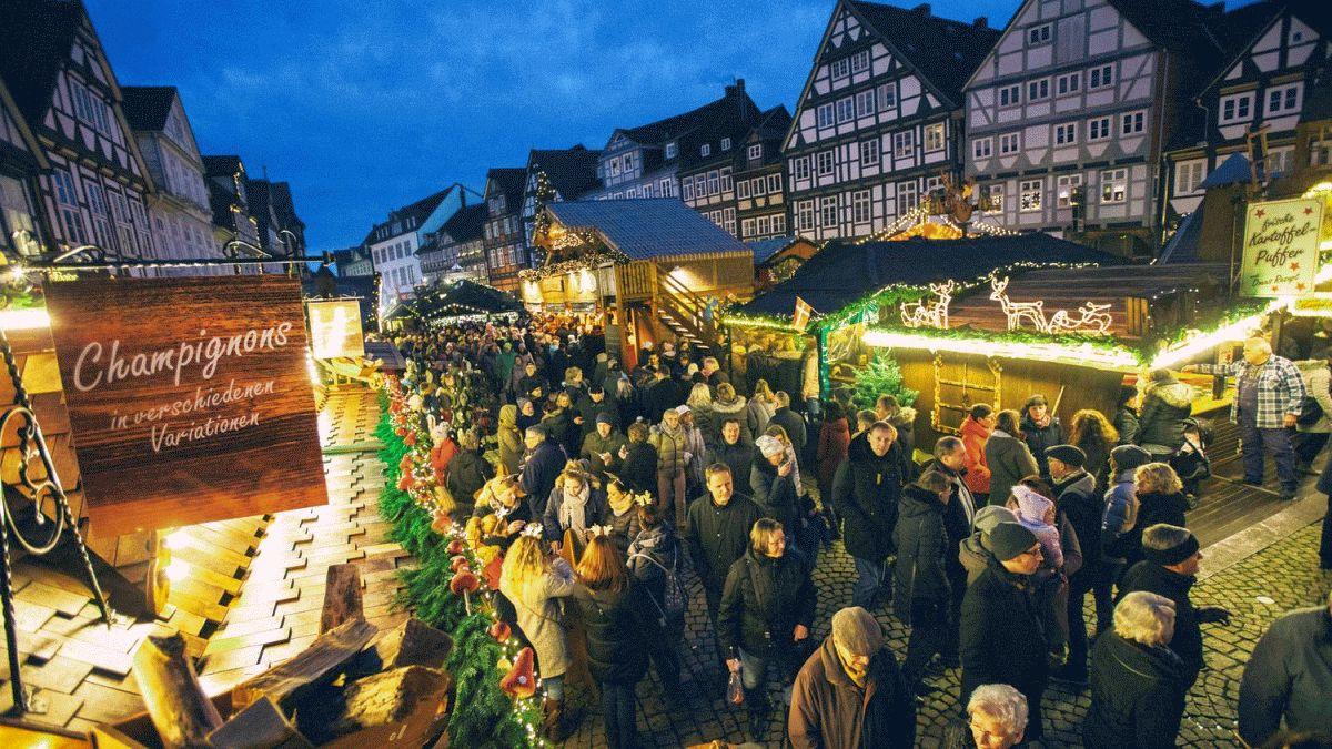 """""""CELLE LEUCHTET – Leuchten Sie mit?"""" -Die Beleuchtung der Celler Weihnachtsstadt ist auch in diesem Jahr wieder auf Mithilfe angewiesen"""