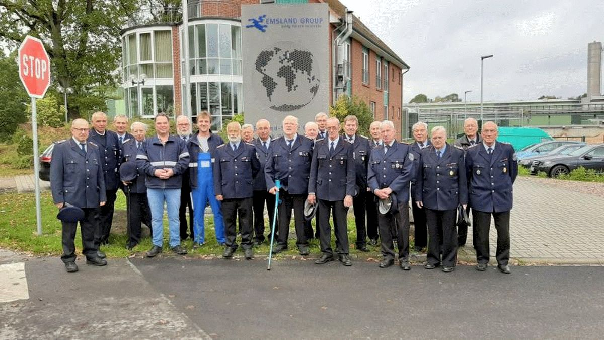 Besuch im Werk Wietzendorf der Emsland Group