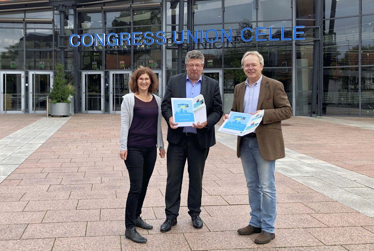 Congress Union und Thaers beteiligen sich an Fairtrade Town Neuenhäusen