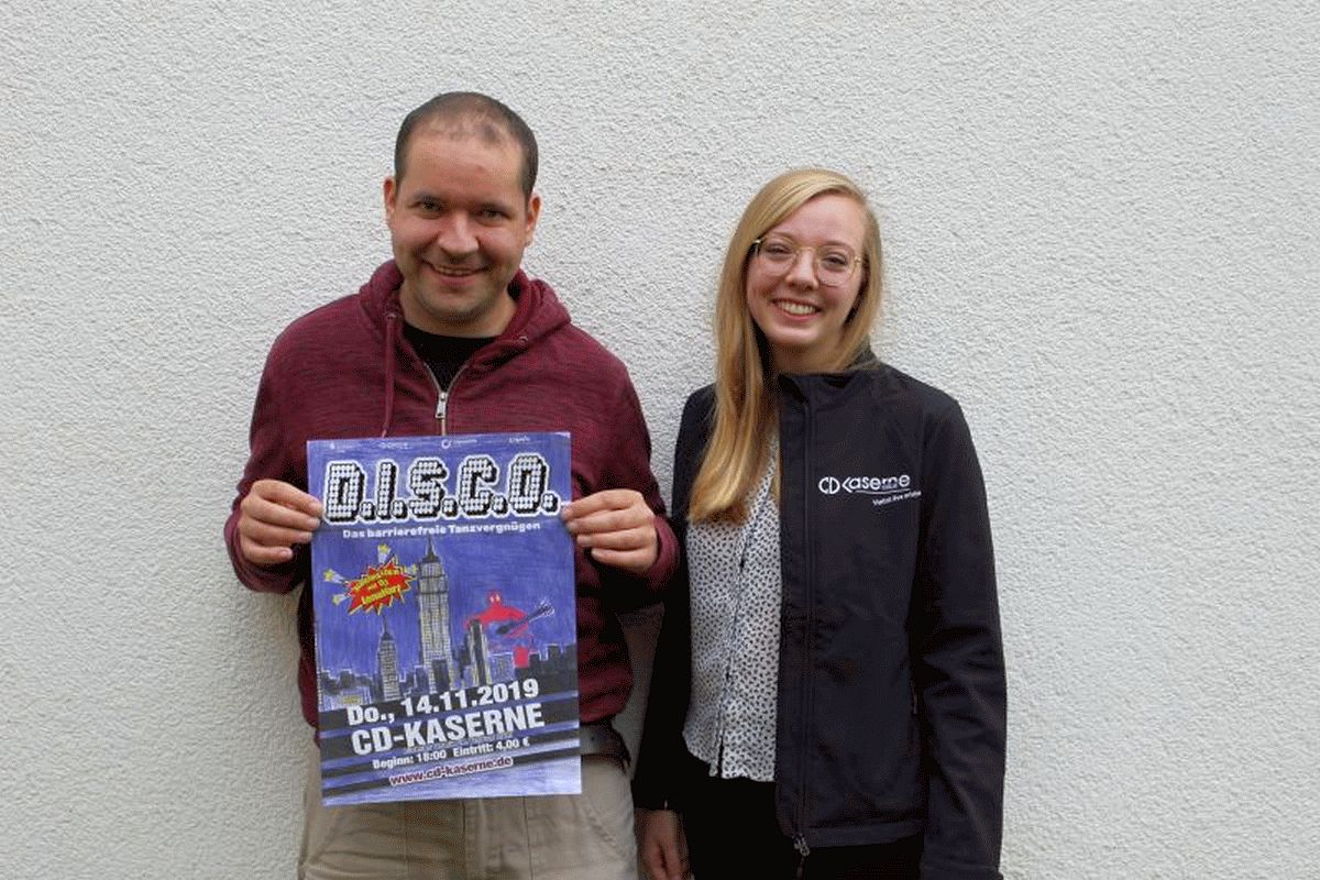 D.I.S.C.O. – Malwettbewerb Gewinner kommt aus Bergen