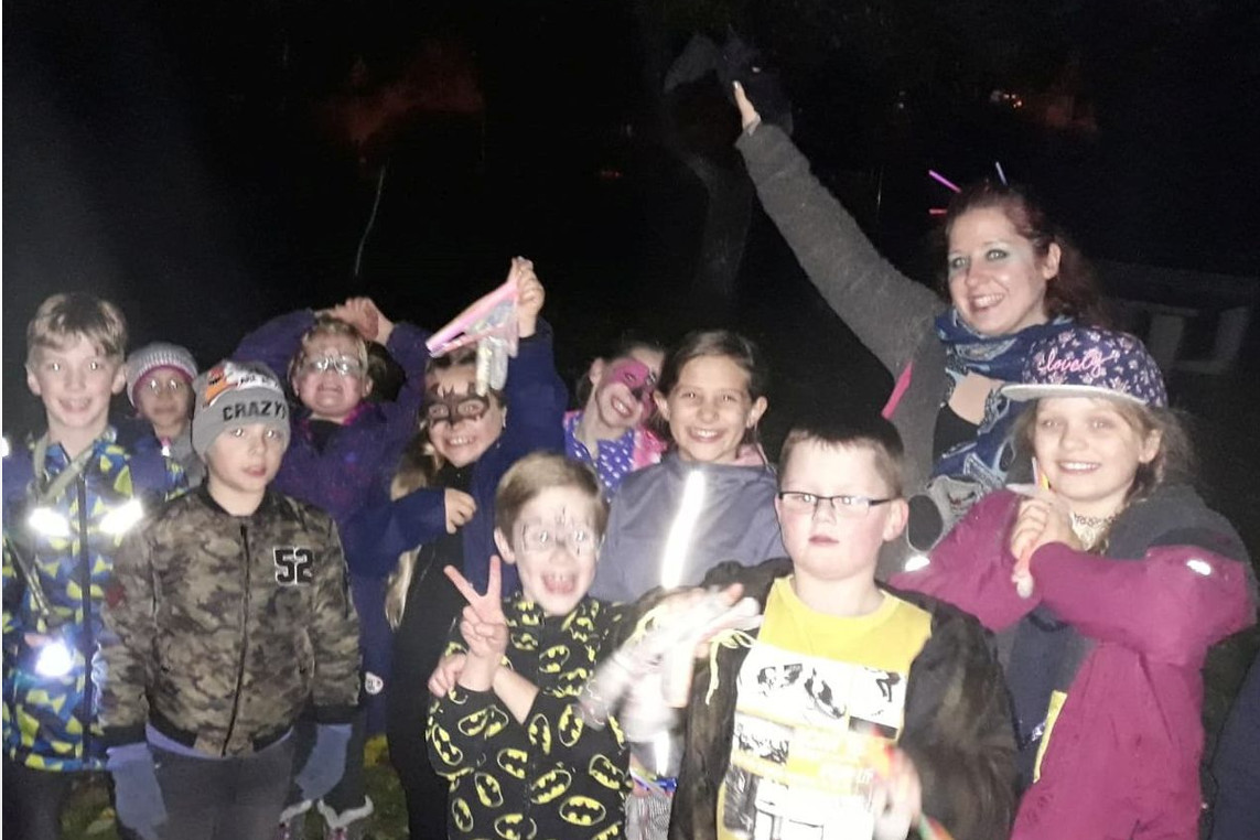 Die lange Nacht der Fledermäuse – Stadtteilmanagement Alte Molkerei