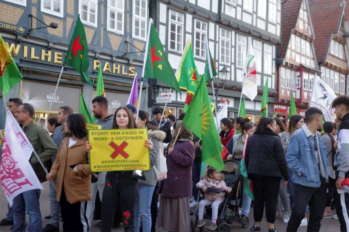 Erneute Kundgebung und Demonstration in Celle gegen Krieg