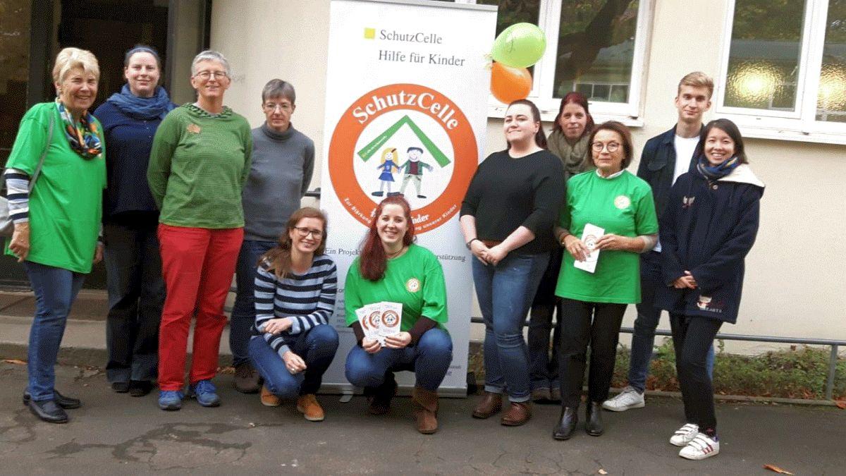 Erste Auftaktveranstaltung in der Altstädter Grundschule – Schutz Celle Blumlage /Altstadt