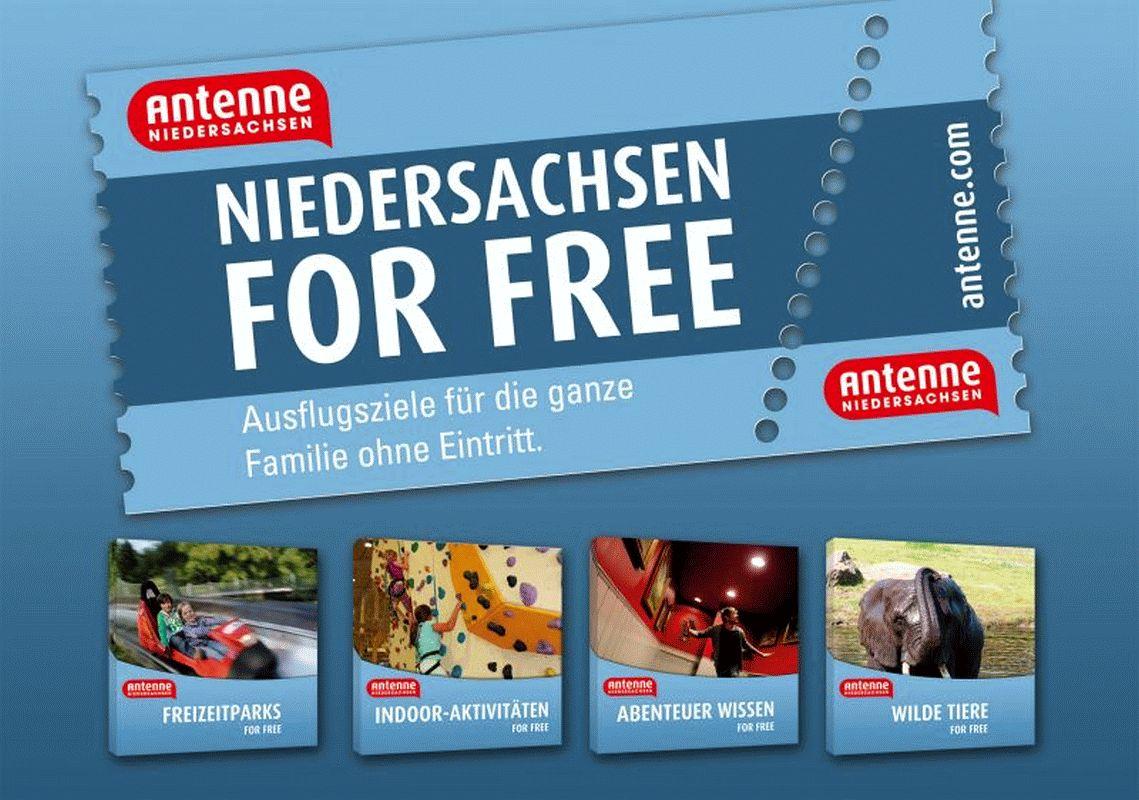 Ferien-Freizeitspaß für alle! Mit Antenne Niedersachsen kostenlos Ausflugsziele in den Herbstferien entdecken