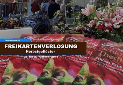 Freikartenverlosung Herbstgeflüster Thedinghausen