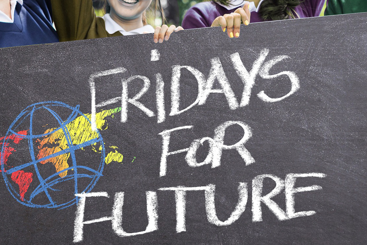 Diskutieren mit Fridays for Future in der vhs Celle