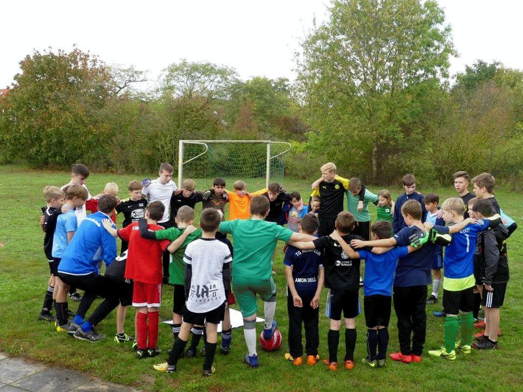 Glaube und Sport – 15 Jahre Fußballcamp in der EFG Celle