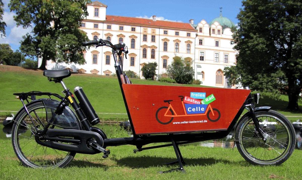 Initiative Celler Lastenrad lädt zur Infoveranstaltung ein