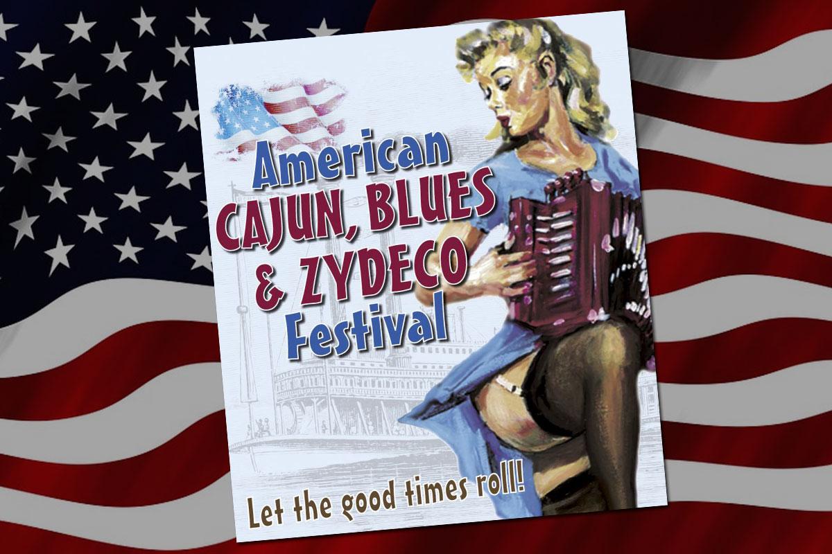 Let the good times roll! – American Cajun, Blues & Zydeco Festival bei Kultur querbeet