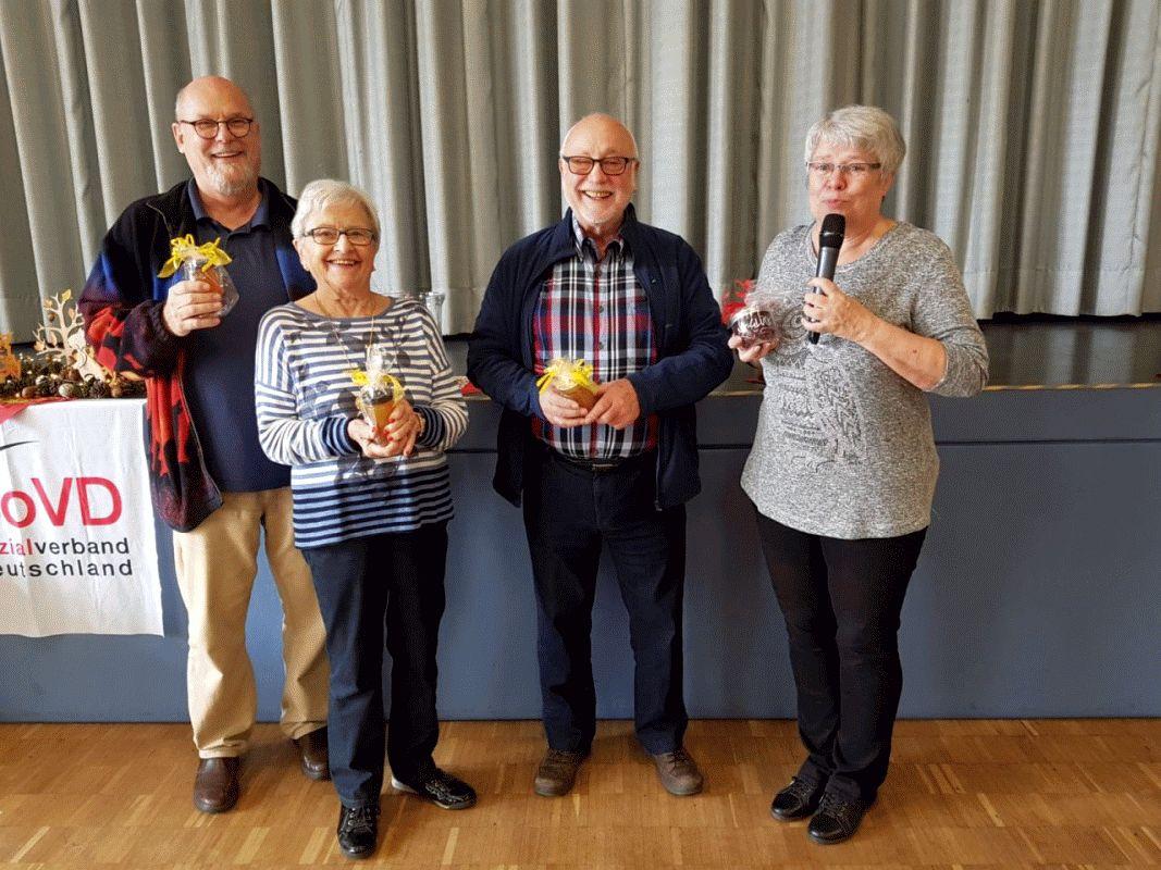 SoVD Ortsverbandes Nienhagen: Seniorenbeirat informiert über Aufgaben