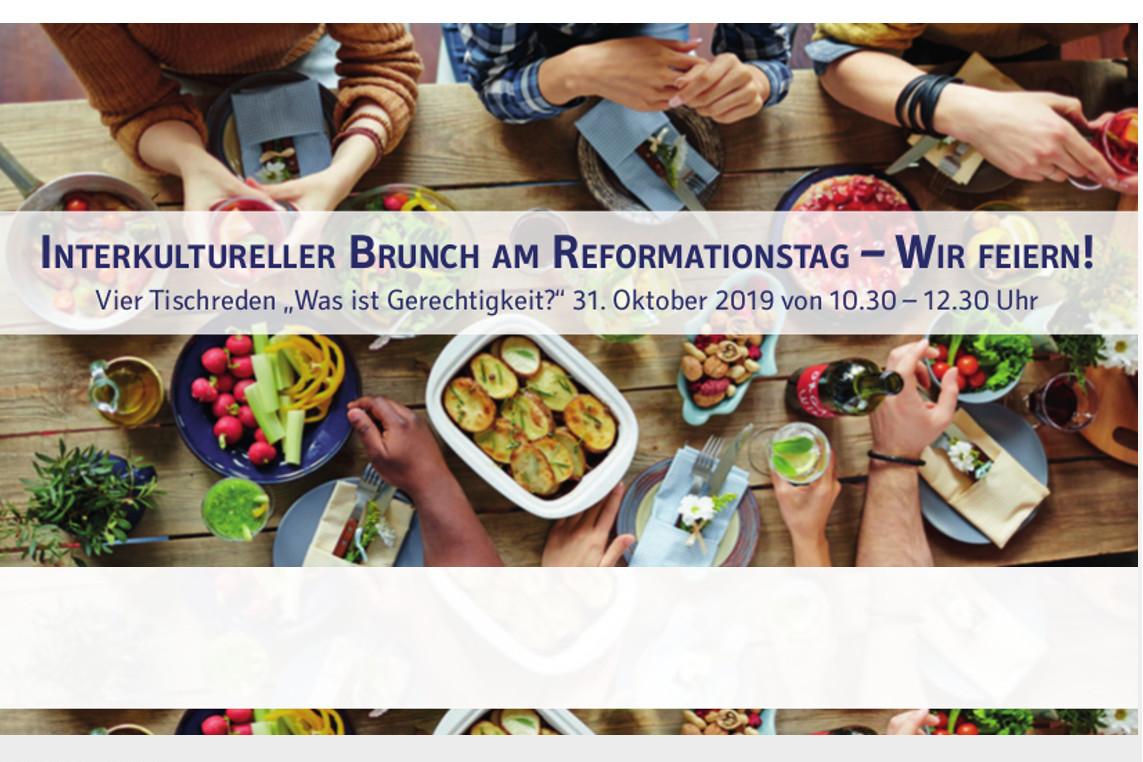 Veranstaltungen am und rum den Reformationstag 31. Oktober 2019