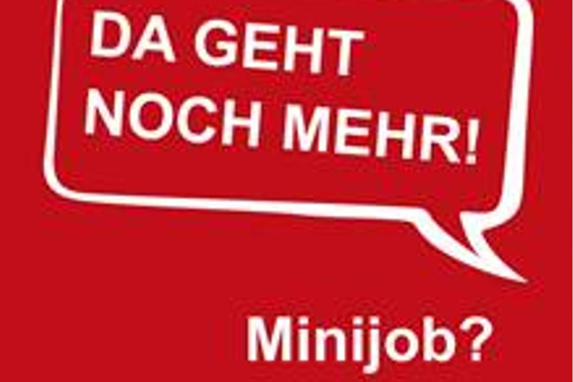 """Wanderausstellung zum Thema """"Minijob – da geht noch mehr!"""" – Vom 18. Oktober bis zum 25. Oktober 2019 im Berufsinformationszentrum"""