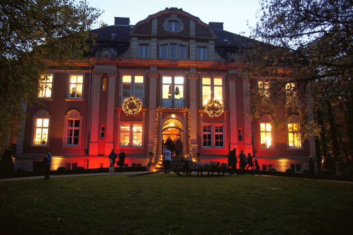 Winterfestival auf Schloss Eldingen vom 31. Oktober bis 3. November 2019