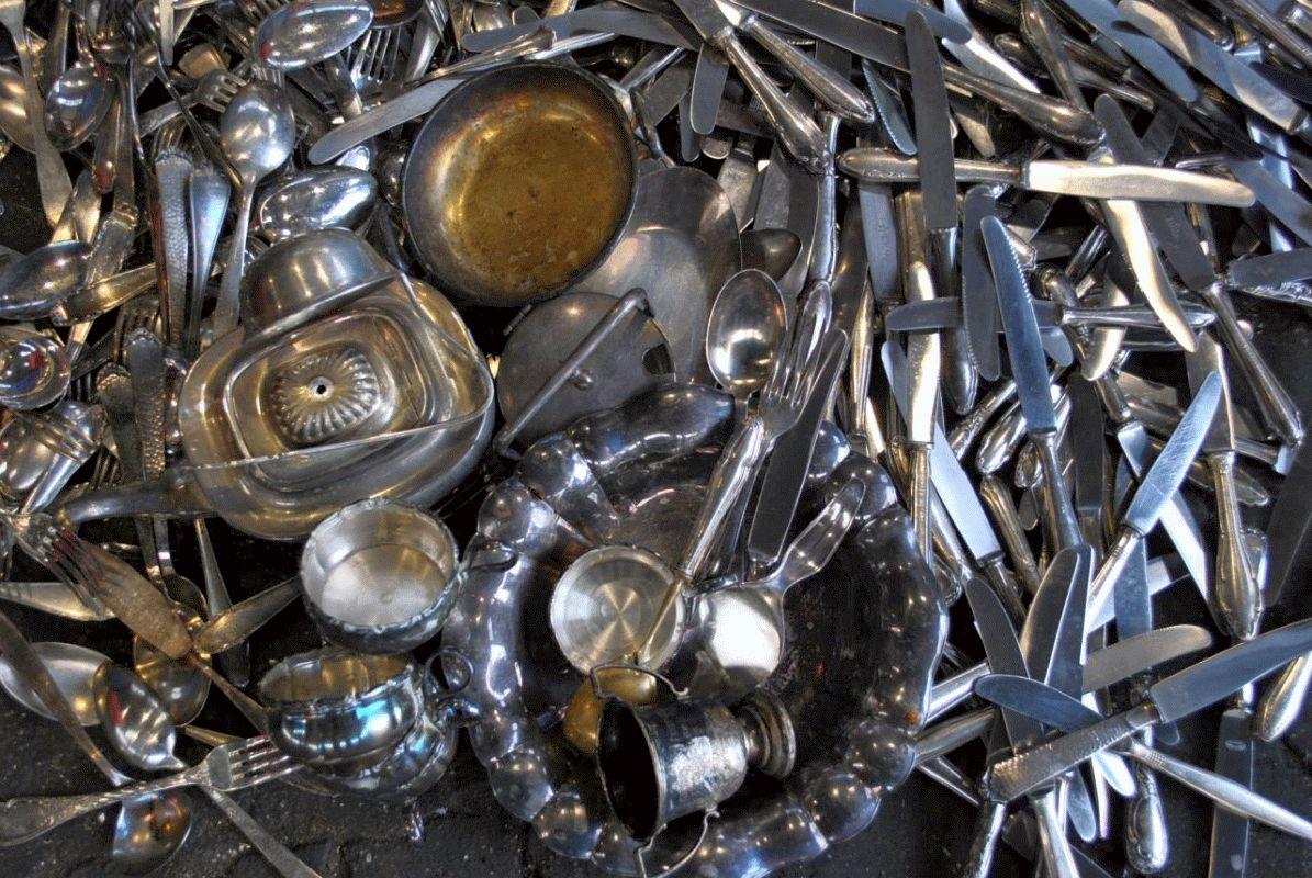 Zinn und Silber: Onkoforum sammelt wieder