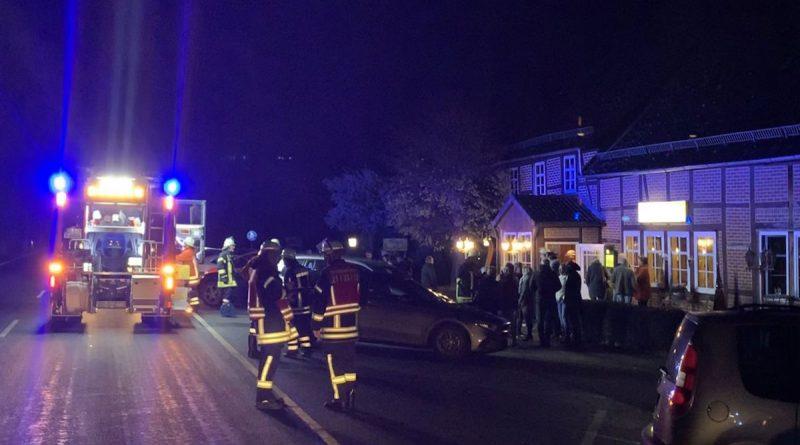 Überhitzter Dimmer ruft Feuerwehren in der Samtgemeinde Flotwedel auf den Plan