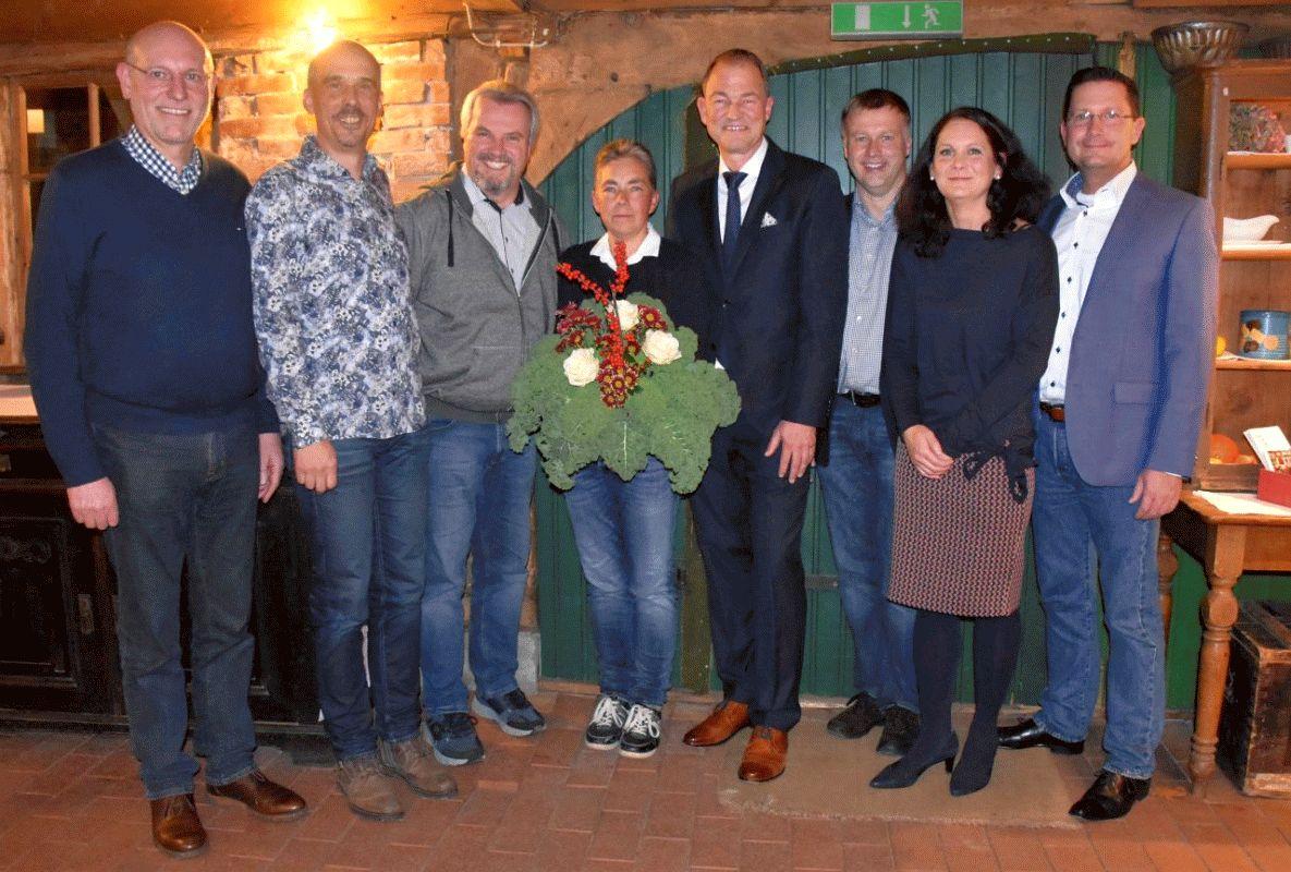 """BI """"Weiterbau Ostumgehung Celle – jetzt!"""" von Celler CDU geehrt – CDU Stadtverband würdigt außerordentliche Verdienste"""