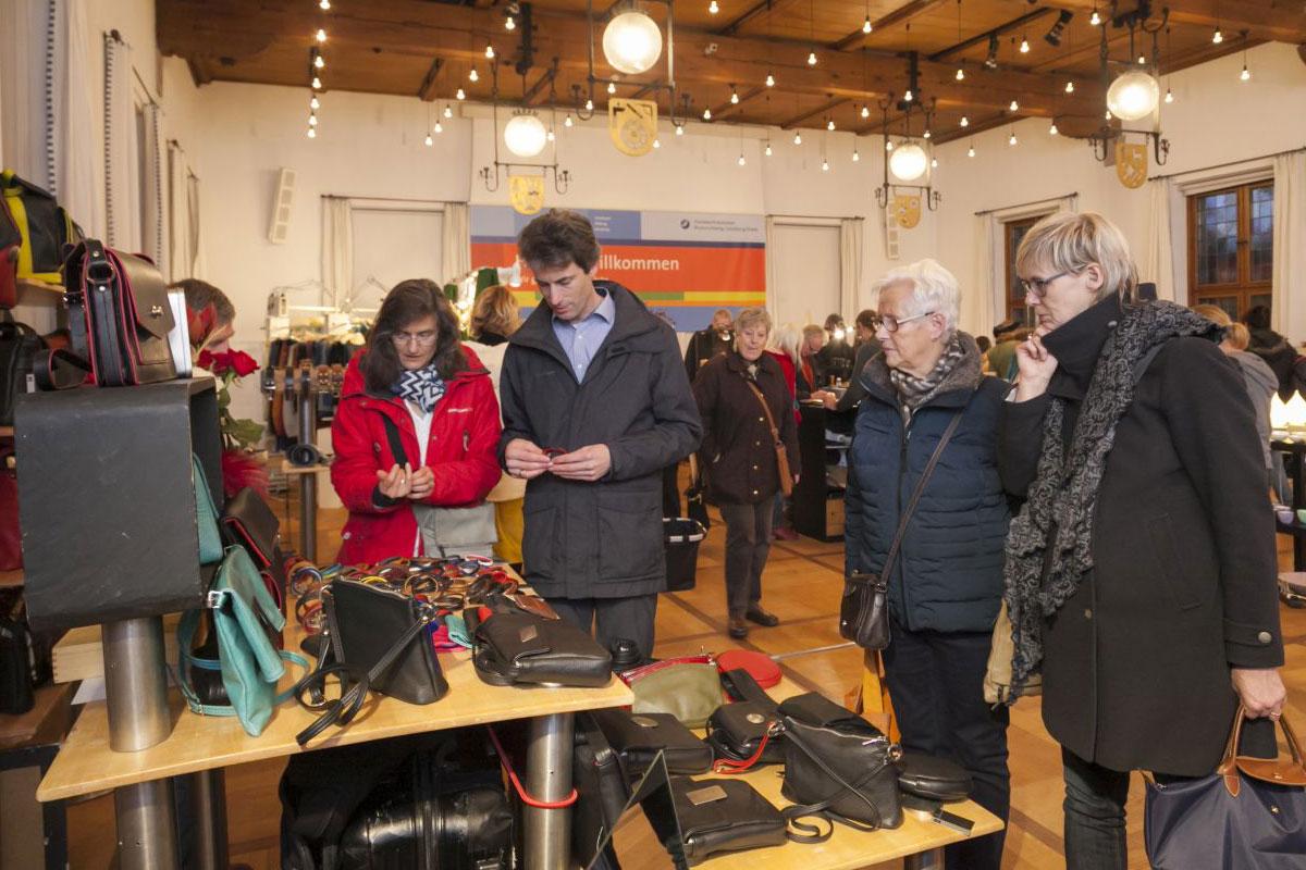 Edles Handwerk: Ausstellung vom 22. bis 24. November – Beliebte Verkaufsausstellung zeigt die Vielfalt des Handwerks