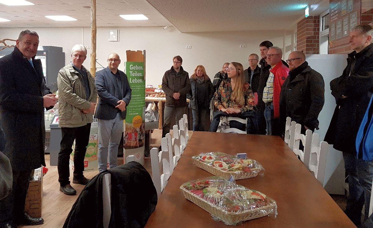 """Besuch bei """"Tante Hanna"""" und neue Projekte fürs Obere Örtzetal – 300.000 Euro LEADER-Mittel für Projekte in Alvern, Müden und Wietzendorf"""