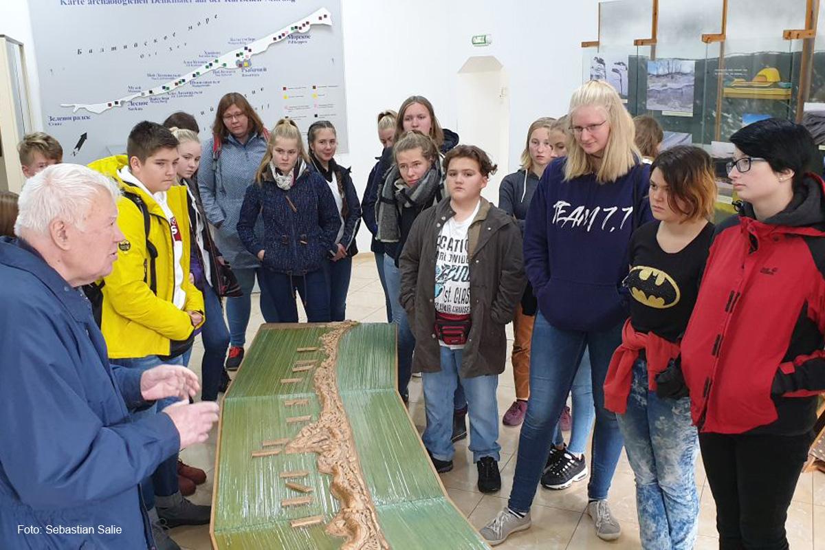Natur, Kultur und Gastfreundschaft – Christian-Gymnasiasten besuchten Kaliningrad