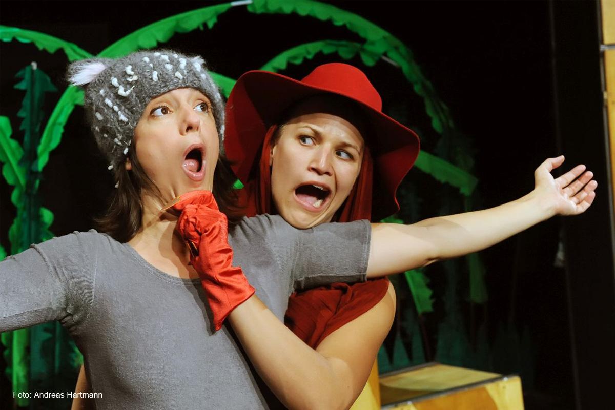 Der Grüffelo – Familientheater in der CD-Kaserne – Präsentiert von der SVO