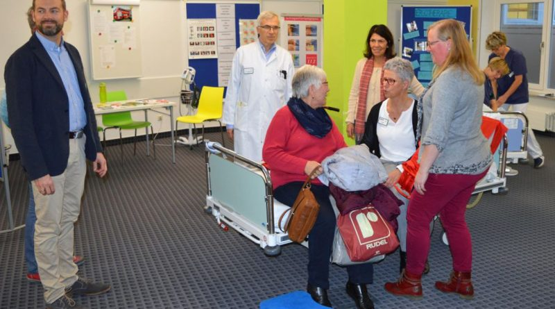 Informationstag der Stroke Unit