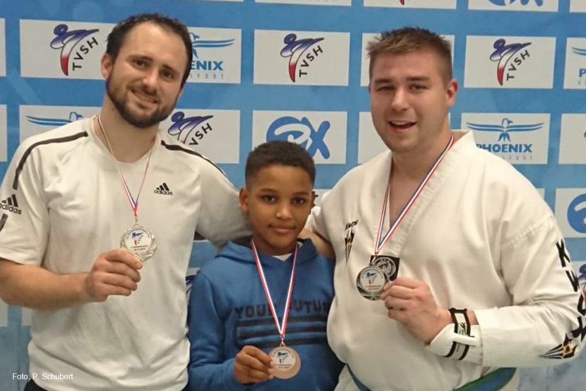 Erfolgreiche Teilnahme der TuS'92 Celle Taekwondoka am Schleswig-Holstein-Cup