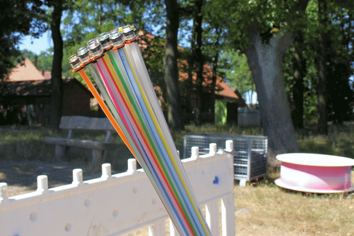 Gemeinde Nienhagen setzt sich für etappenweisen Glasfaserausbau ein