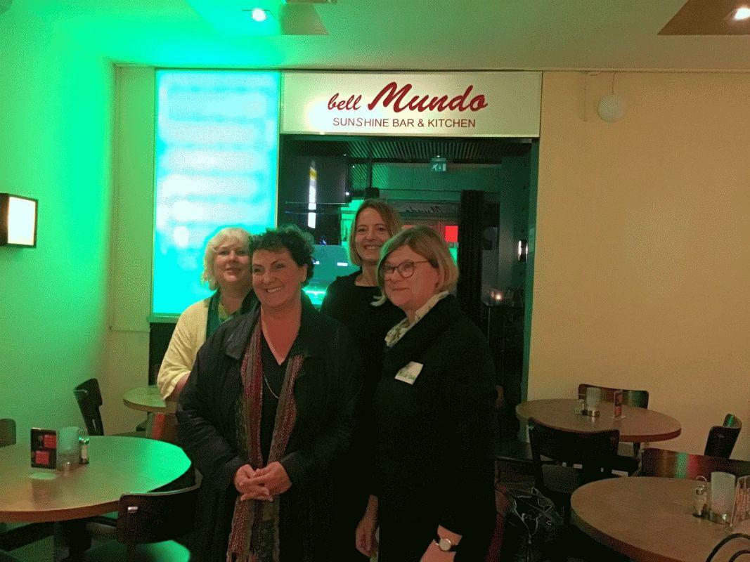 Gut besuchtes Ladies Dinner der Grünen Frauen – und das zum dritten Mal