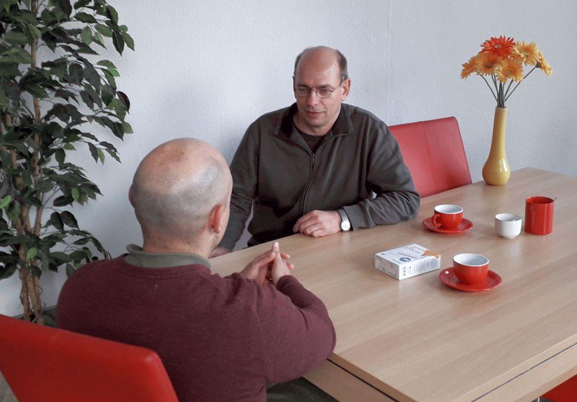 HIV-Test in der Beratungsstelle Infoline-Celle