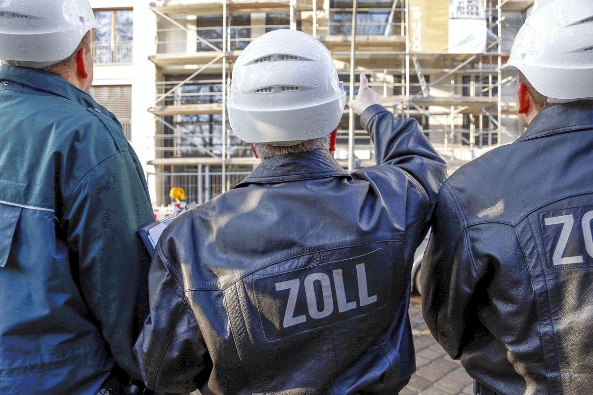 IG BAU: Betriebe im Kreis Celle genauer unter die Lupe nehmen – Hannoveraner Zoll kontrollierte 210 Baufirmen im ersten Halbjahr