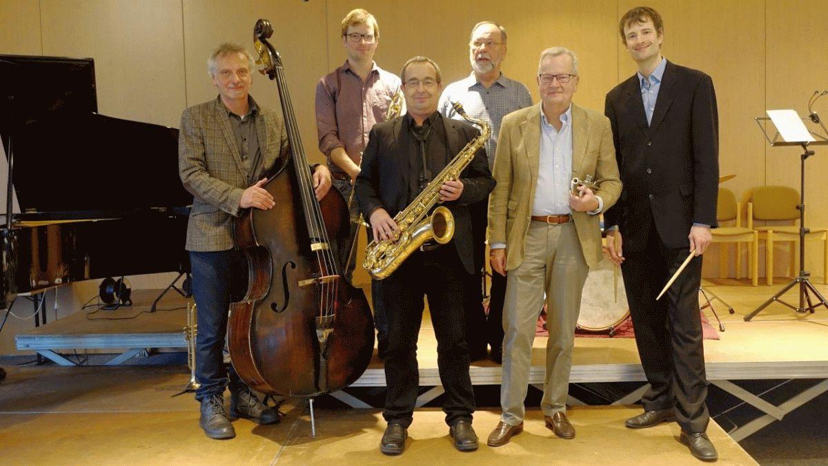 """Jazzgeschichten"" mit den Blues Serenaders"