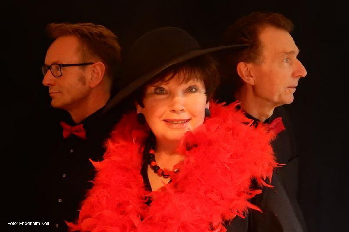 """Käthe und die Kavaliere – Konzertant-amüsanter Abend in der Kreuzkirche """"Heut' ist die Käthe etepetete"""""""