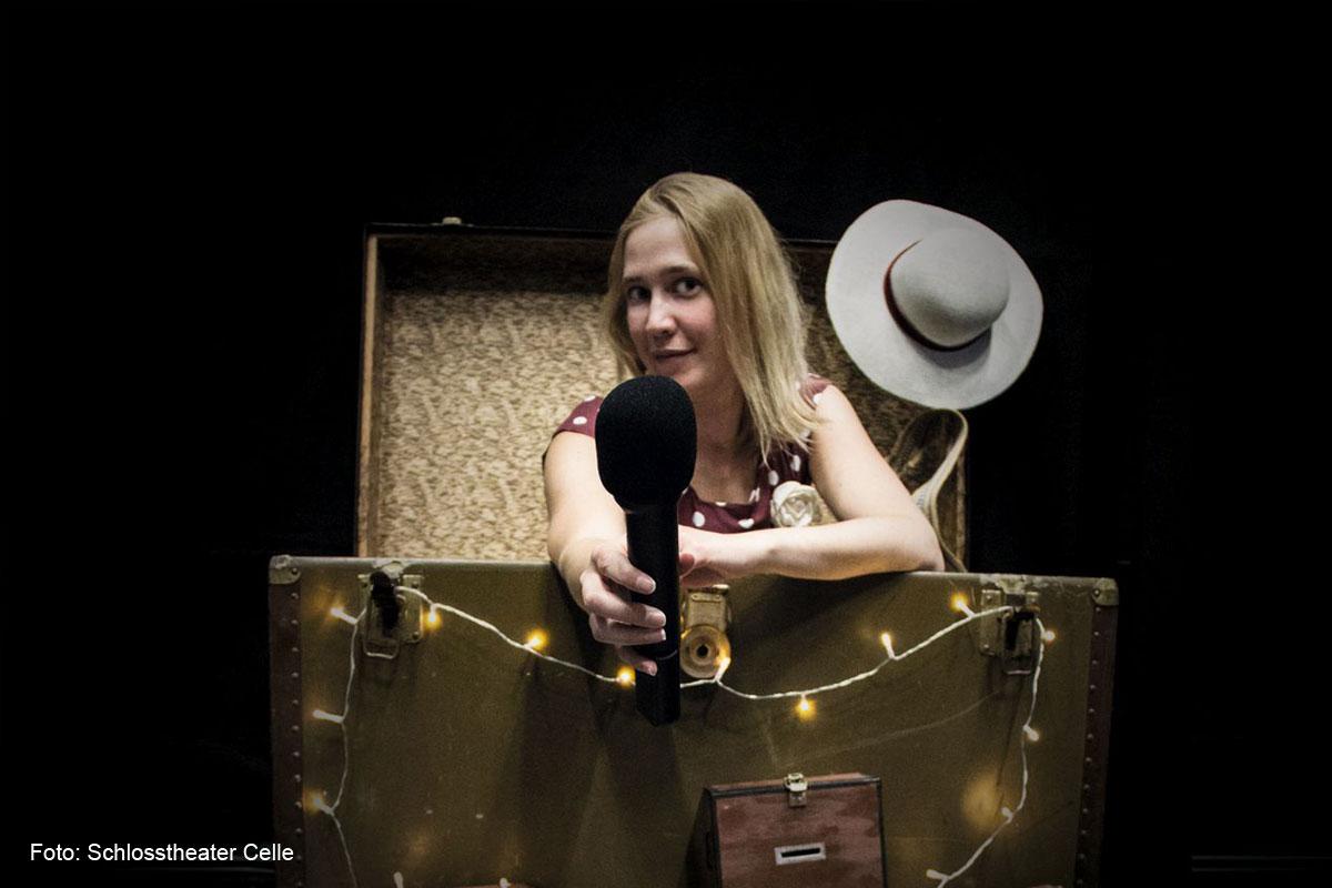 Auf die Bühne, fertig, los! – KofferKunst – Celles mixed open Stage am 28.11. auf der Turmbühne
