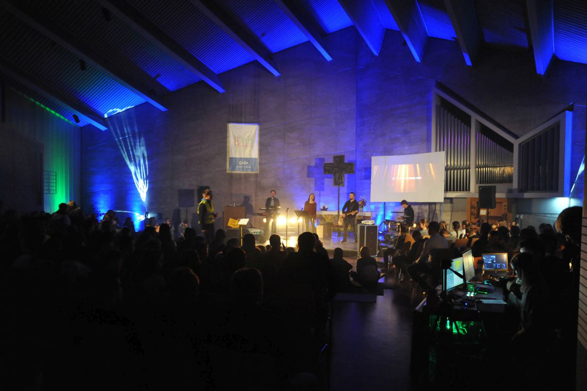 Konfi-Event am Reformationstag