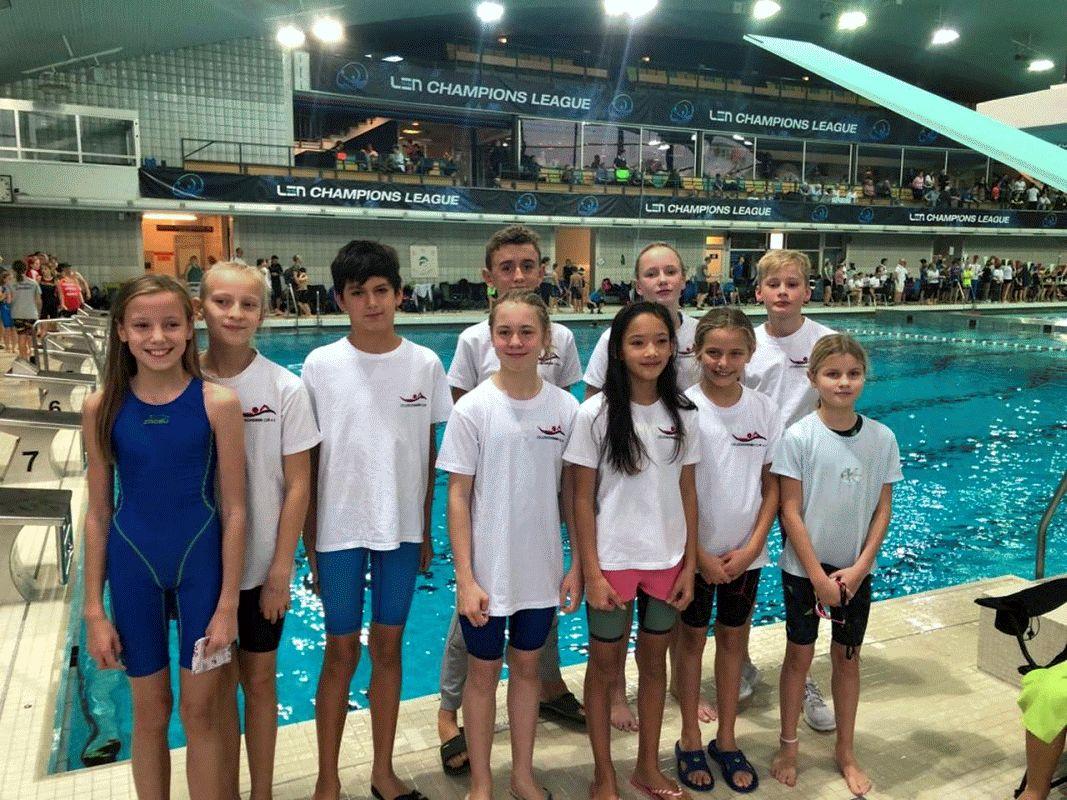 Landesjahrgangsmeisterschaften im Schwimmen/Kurzbahn 2019 – Celler Schwimmer behaupten sich unter den besten Niedersachsen