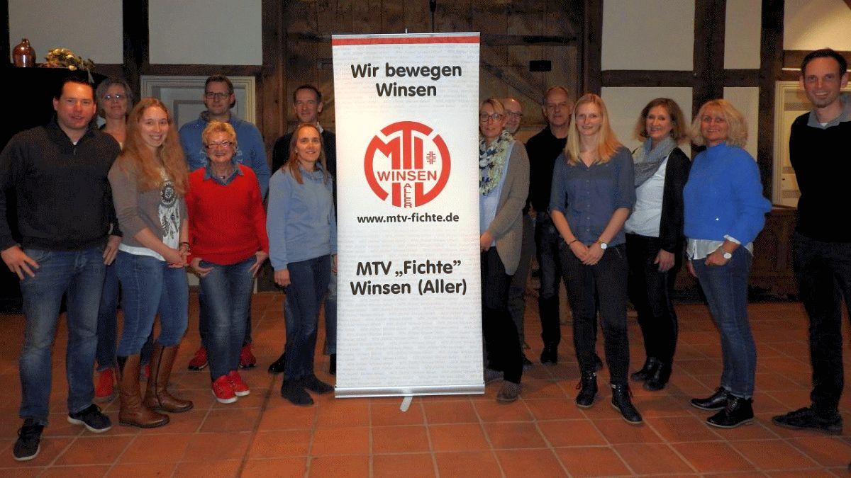 """MTV """"Fichte"""" führt Engagementberatung mit KreisSportBund durch"""