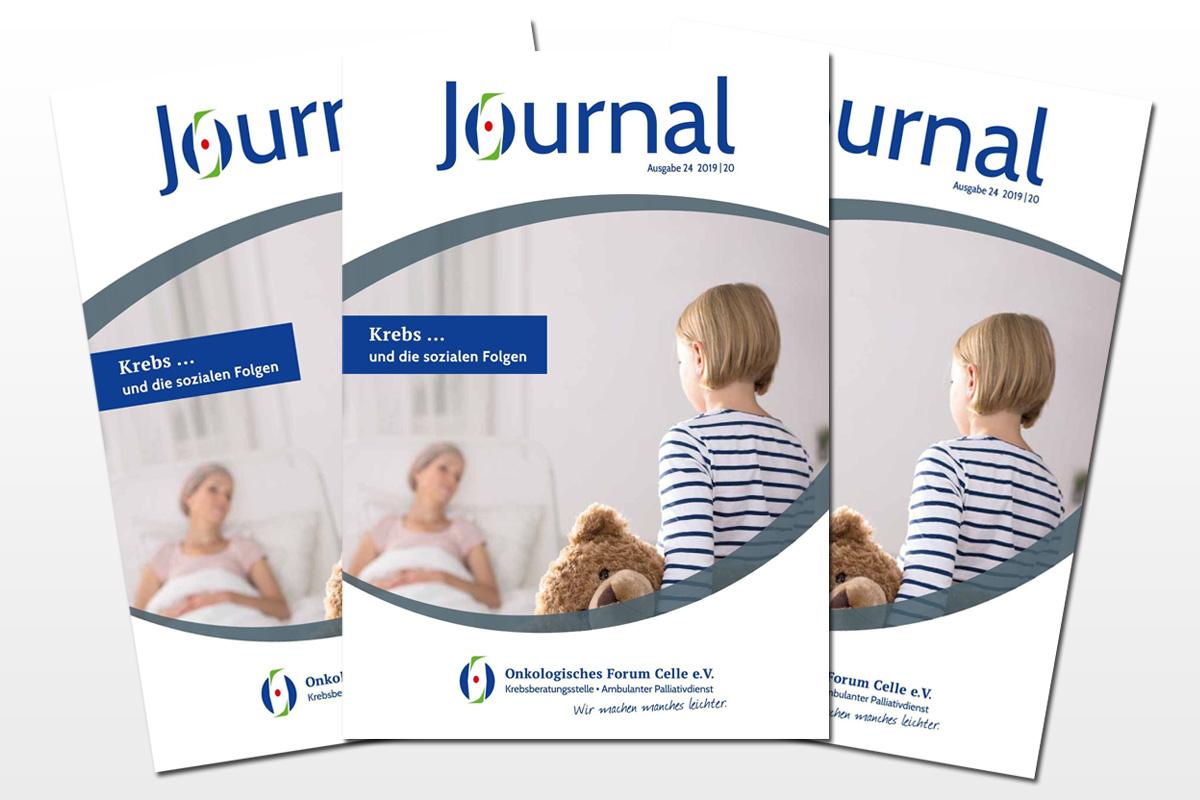 """""""Onkoforum"""": Krebs-Journal Nr. 24 erscheint"""